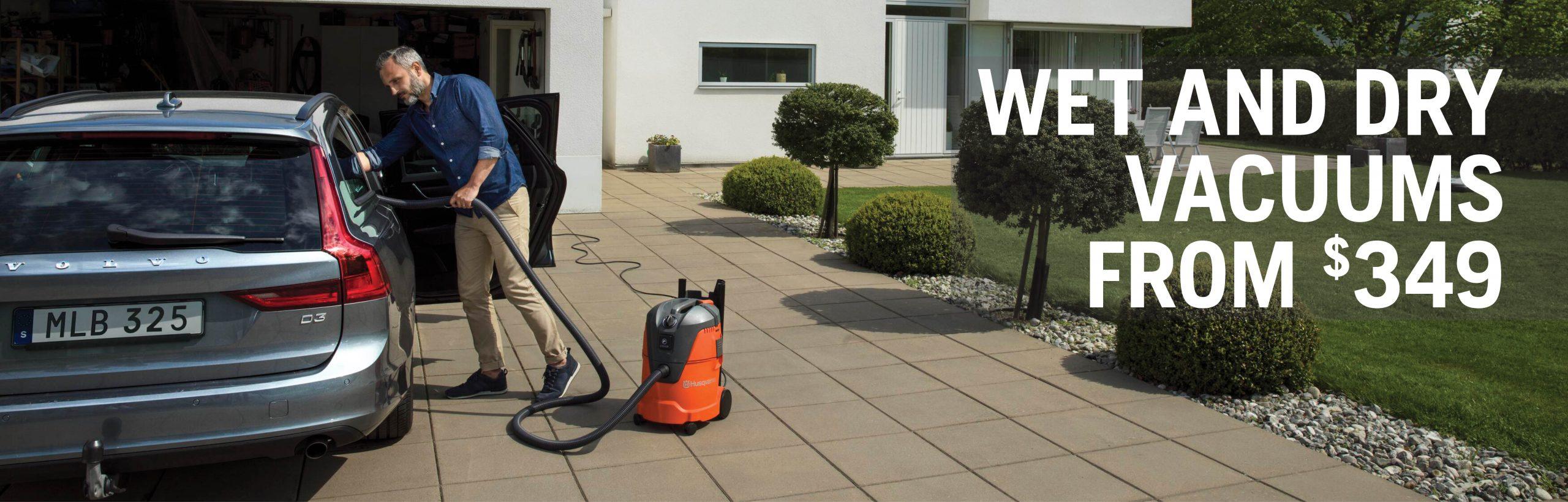 Spring 2020 - Vacuums